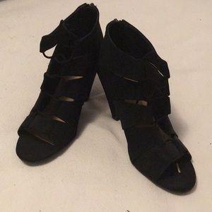 Black 2inch heels
